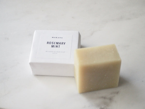 Rosemary Mint Botanical Body Bar