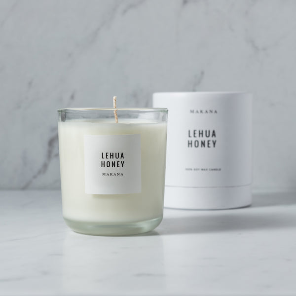Lehua Honey - Classic Candle