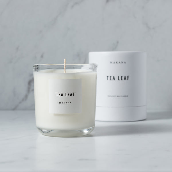 Tea Leaf - Classic Candle