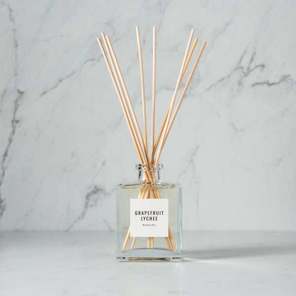 Grapefruit Lychee - Reed Diffuser