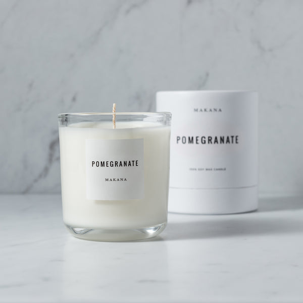 Pomegranate - Classic Candle