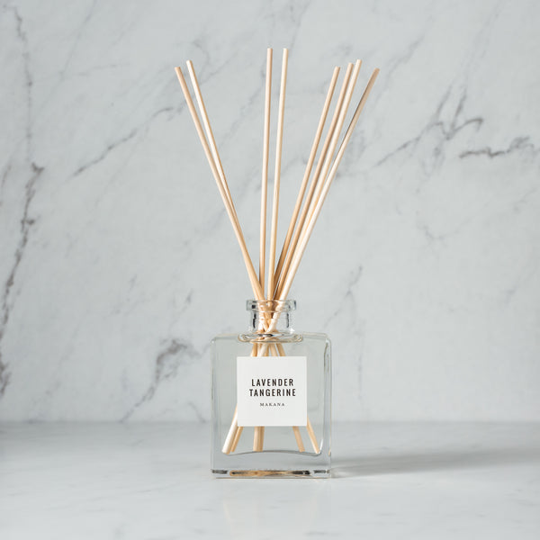 Lavender Tangerine - Reed Diffuser