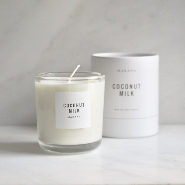 Coconut Milk - Classic Candle