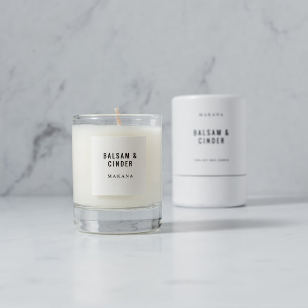 Balsam & Cinder - Petite Candle