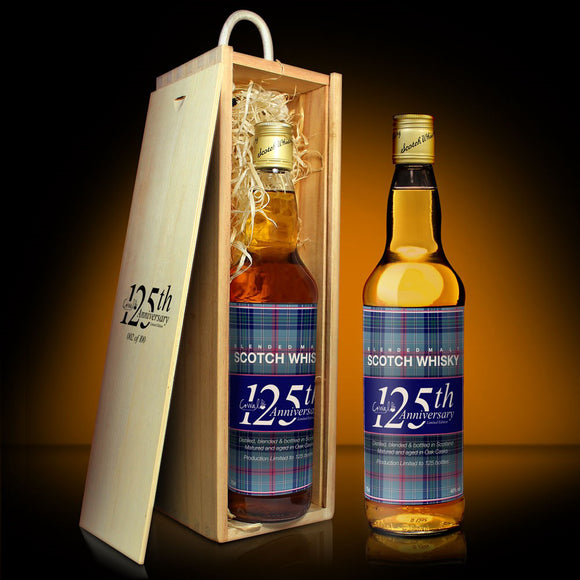 Cowal Gathering 125th Anniversary Whisky