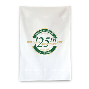 125th Anniversary Tea Towel