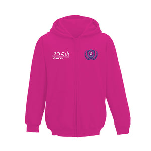 WHDC Pink Zip Hoodie with 2019 Dancers Names