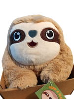 Send a Sloth Cute Gift Box Image