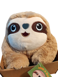 Send a Sloth Gift Box - Closeup