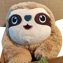Load image into Gallery viewer, Sloth in a Box Gift Idea