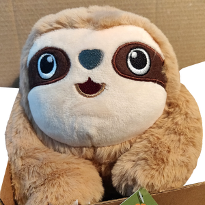 Sloth in a Box Gift Idea