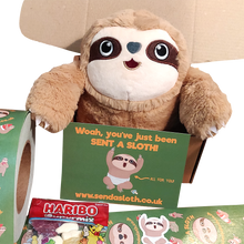 Load image into Gallery viewer, His and Hers Adorable Sloth Gift Box
