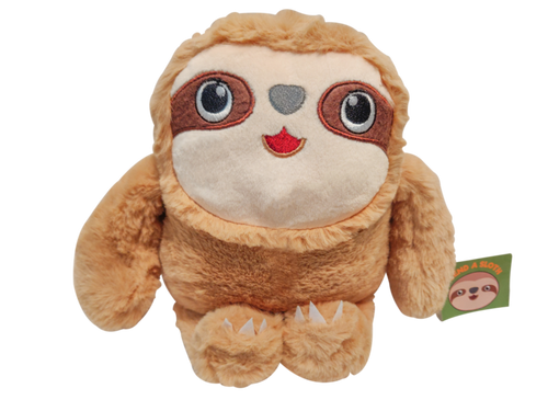 Mini Sloth Gift Box: Cute Sloth Toy