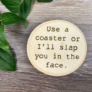 Use a Coaster Coasters - Set of 4