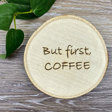 Load image into Gallery viewer, Coffee Coasters - Set of 4