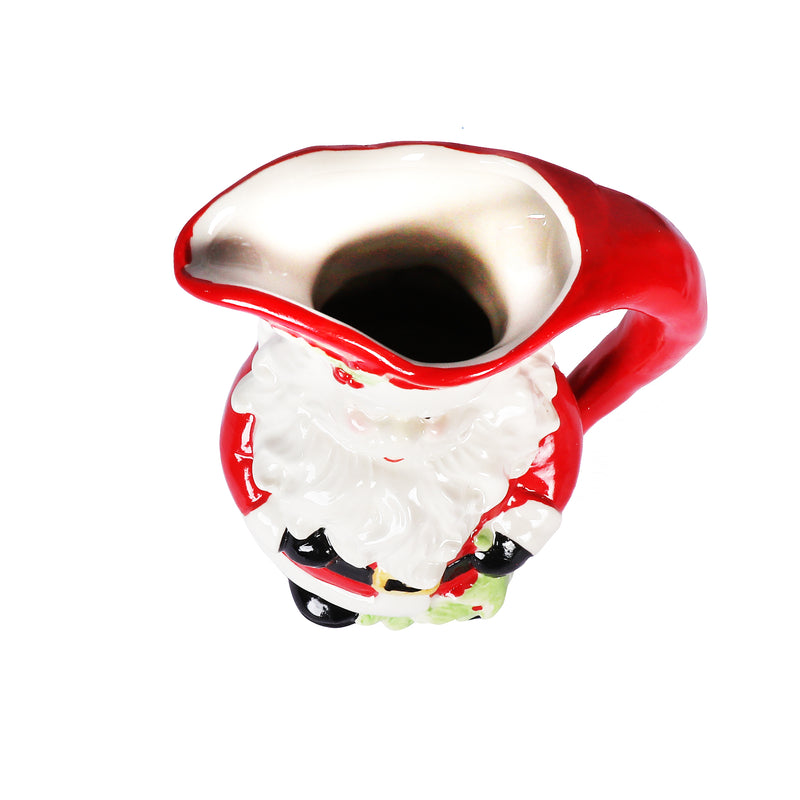 Santa Theme Ceramic Jar (Two sizes)