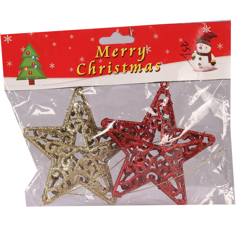 6 feet Christmas Saver Pack (6 feet Christmas tree + Tree Decorations + Paper Star +  Velvet Cap) @ ₹3435/-