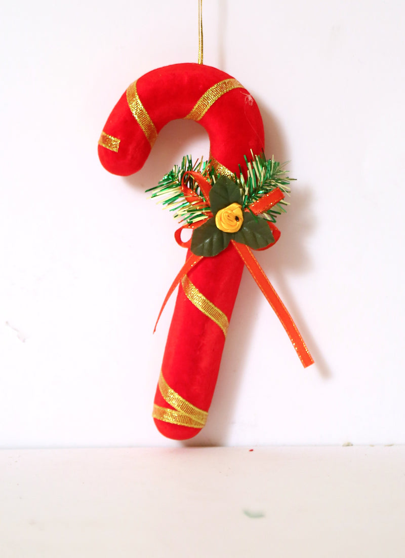 Christmas Candy Sticks Decoration (Red, White)