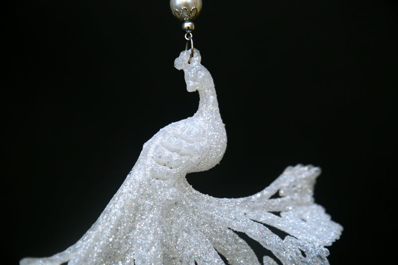 Swan Christmas Tree Ornament