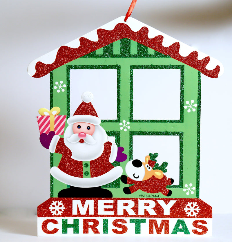 Santa Claus Wall Decoration
