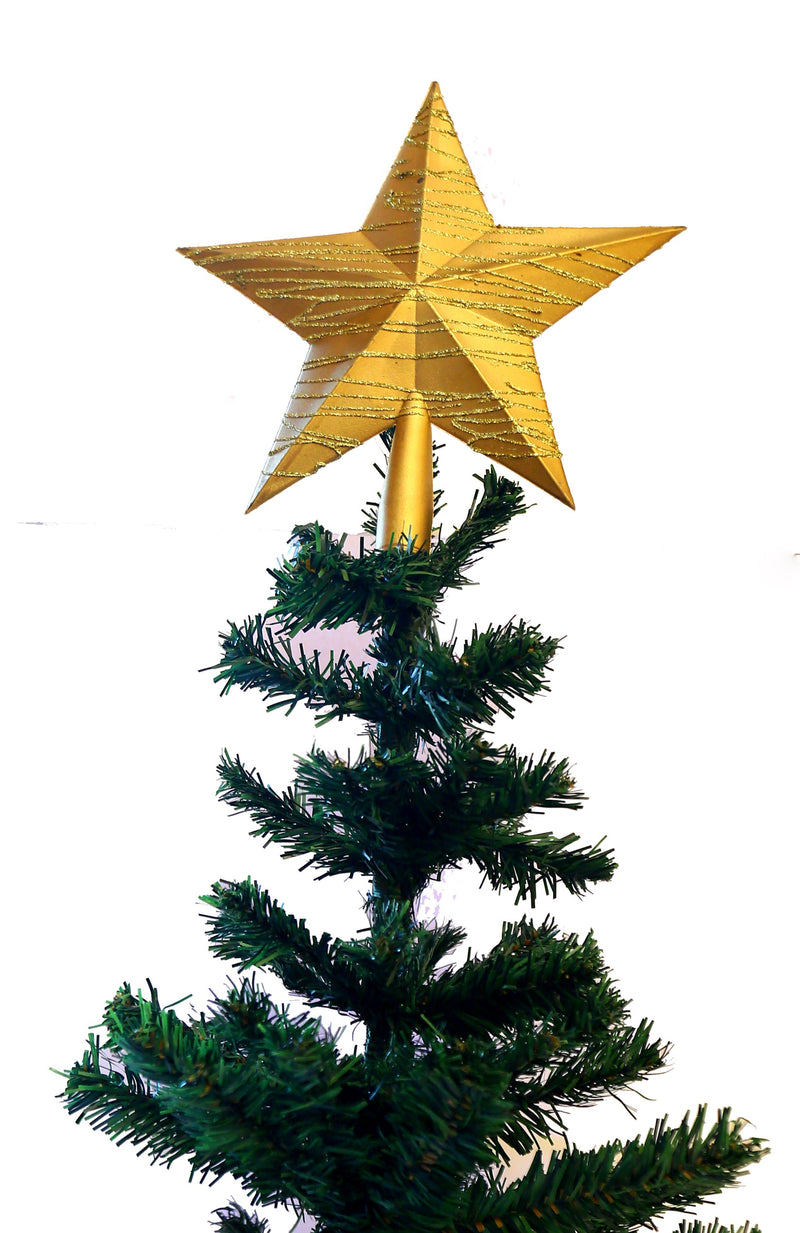Star Tree Topper (Gold)