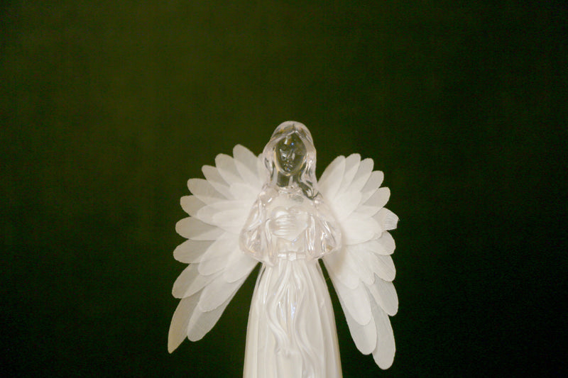 Angel Showpiece Multi color LED operated