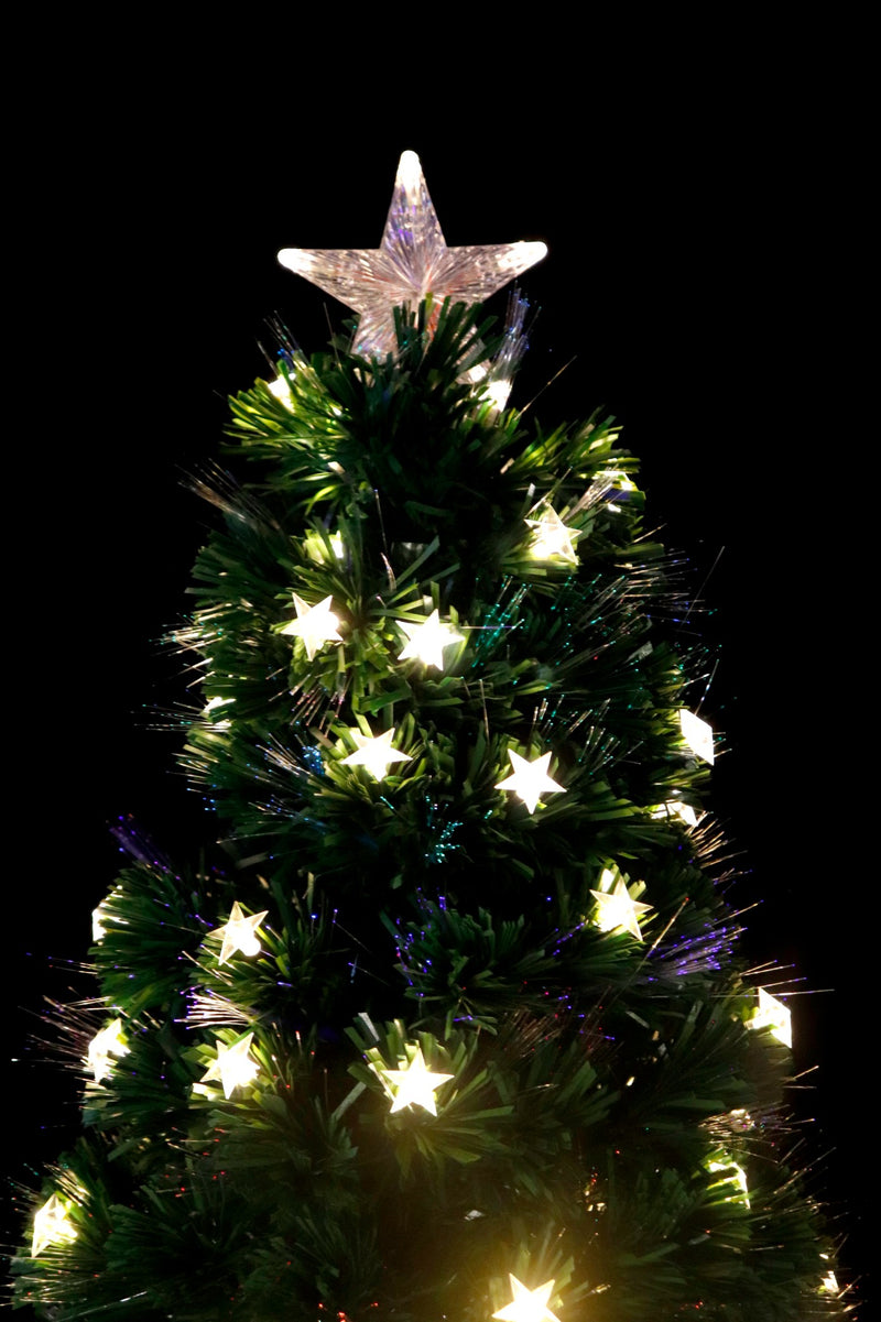 Pre-Lit LED Christmas Tree (3 Feet) (4 types available)