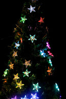 Pre-Lit LED Christmas Tree (6 Feet) (3 types available)