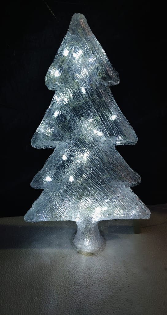 LED Fiber Christmas Tree (3 feet)