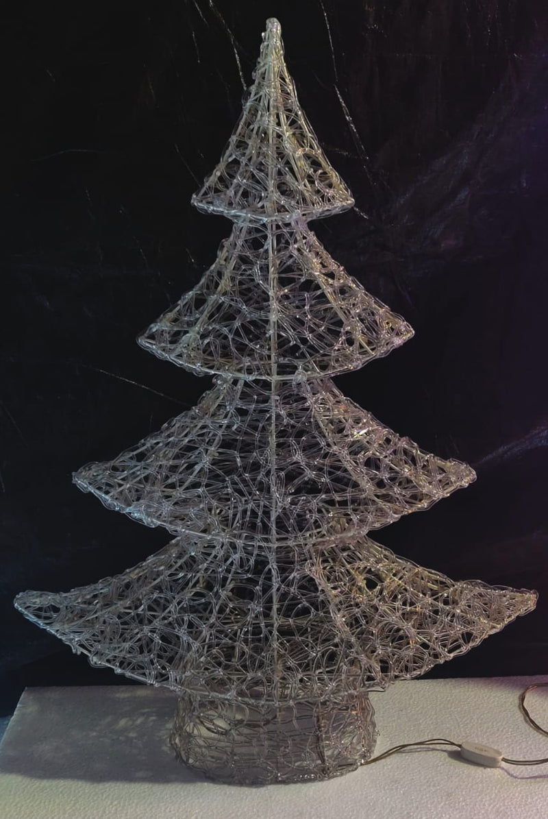 LED Fiber Christmas Tree (4 feet)