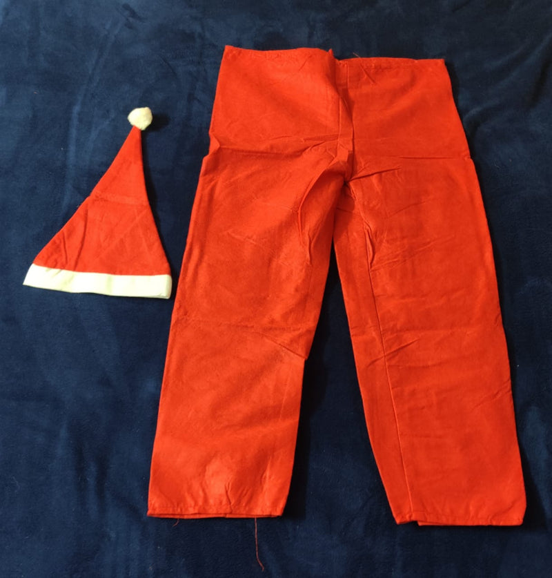 Santa Dress Adult Size (Two Types Available)
