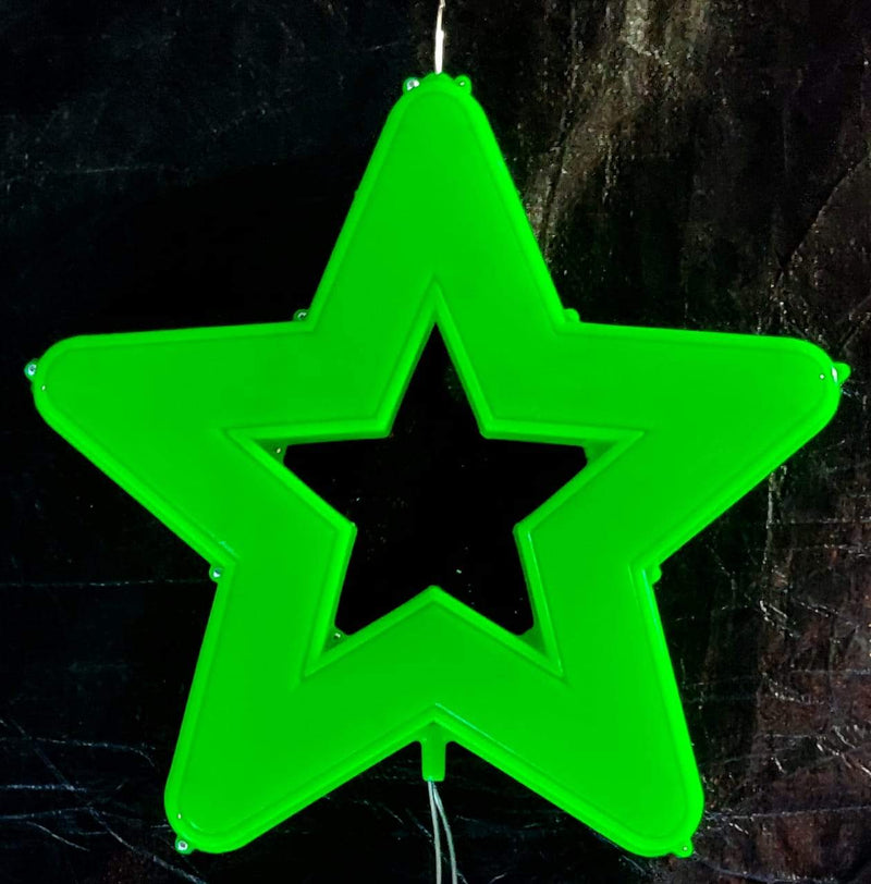 45 cm LED Christmas Hanging Star