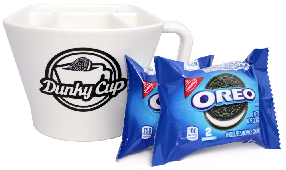 Dunky Cup For Dunking Sandwich Cookies Oreos In Milk Snacks More Cool Daze