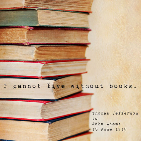 Not Without Books