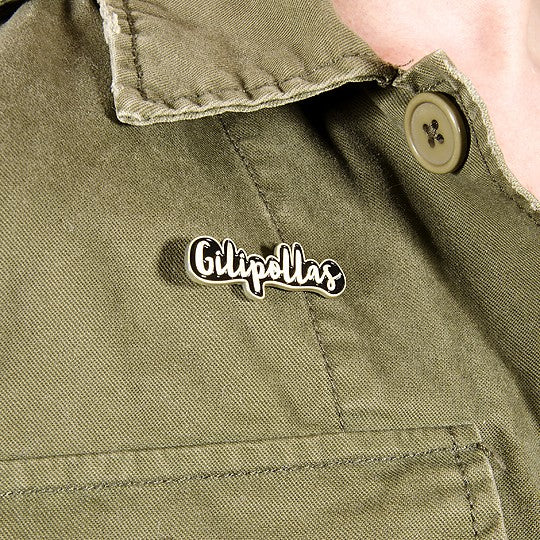 Gilipollas Pin Badge
