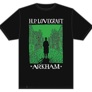 Camiseta Lovecraft visita Arkham