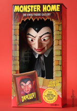 Load image into Gallery viewer, Dracula Monster Home Vinyl Figure