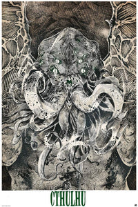Poster Cthulhu