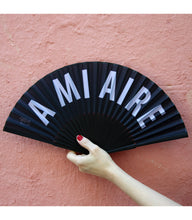 "Load image into Gallery viewer, Hand Fan ""A mi aire"""