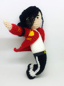 Michael Jackson Wool doll