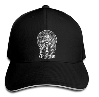 Hp Lovecraft Cap  Cthulhu hat