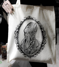 "Load image into Gallery viewer, Tote ""Cthulhu"""