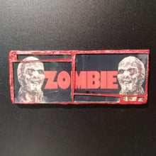 "Load image into Gallery viewer, Glass mosaic magnet  ""Zombie"""