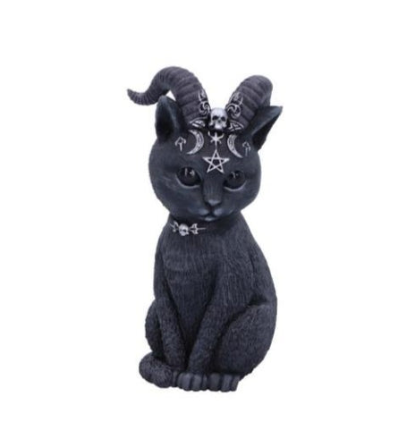 Mini Horns Devil Cat 10 cm