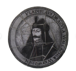 Wall Mosaic Vlad Tepes