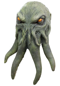 Cthulhu latex green Mask