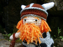 Load image into Gallery viewer, Viking Wool Doll