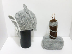 Viking Set for Babies Gods Edition
