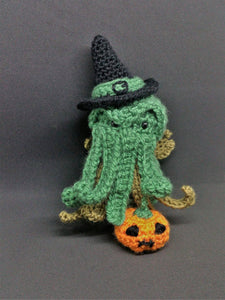 Witch Cthulhu Doll