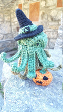 Load image into Gallery viewer, Witch Cthulhu Doll